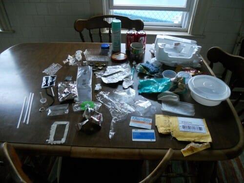 Plastic Challenge: Ellen Simpson, Week 8