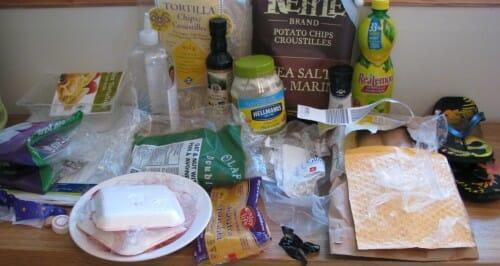 Plastic Challenge: Kristin, Week 25
