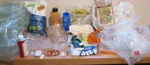 Plastic Challenge: Kristin, Week 26