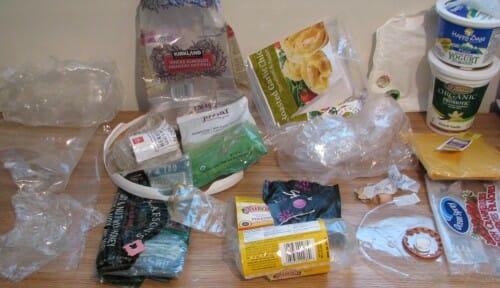 Plastic Challenge: Kristin, Week 27