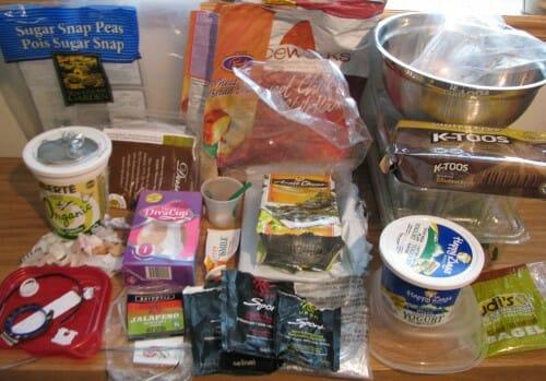 Plastic Challenge: Kristin, Week 28