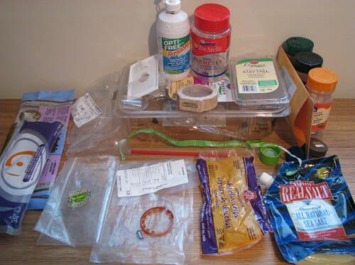 Plastic Challenge: Kristin, Week 31