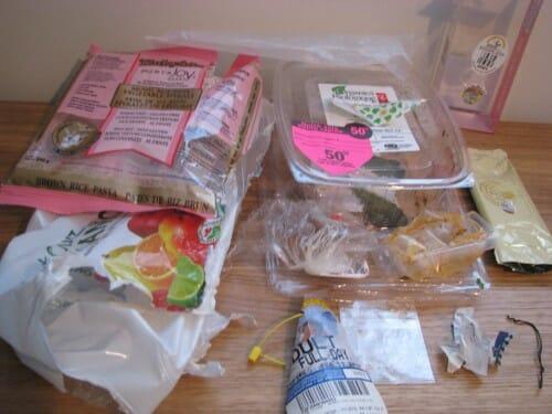 Plastic Challenge: Kristin, Week 35