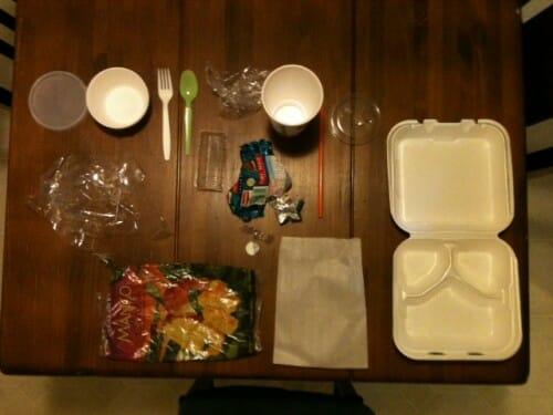 Plastic Challenge: Mary Katherine, Week 2