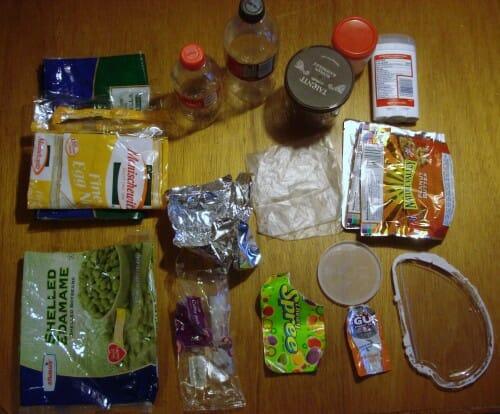 Plastic Challenge: Laura A., Week 10