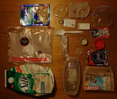 Plastic Challenge: Laura A, Week 17