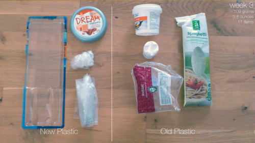 Plastic Challenge: Fonda LaShay, Week 3