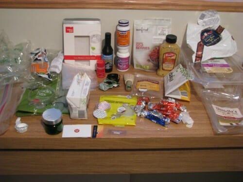 Plastic Challenge: Kristin Overton, Week 42