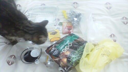 Plastic Challenge: Nan, Week 3