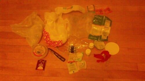Plastic Challenge: Nan, Week 1