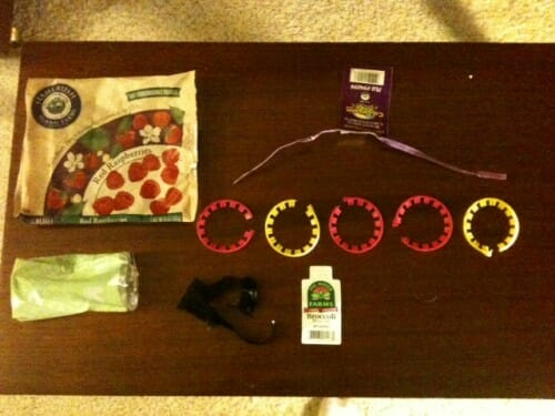 Plastic Challenge: Mary Katherine, Week 11