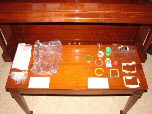 Plastic Challenge: Mary Katherine, Week 16