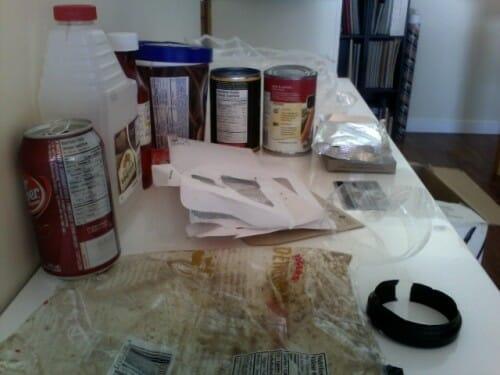 Plastic Challenge: Natalie, Week 3