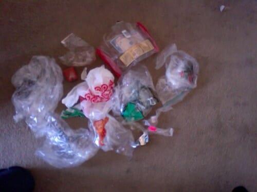 Plastic Challenge: Katie Finch, Week 1