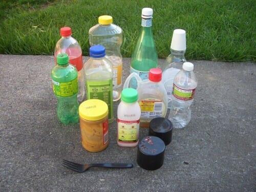 Plastic Challenge: Gerardo Nieves, Week 1