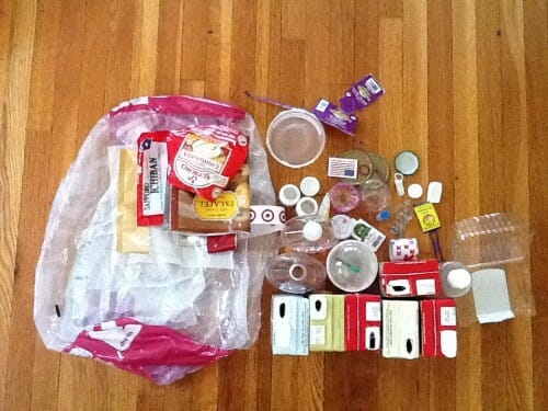 Plastic Challenge: Valerie Teruel, Week 3