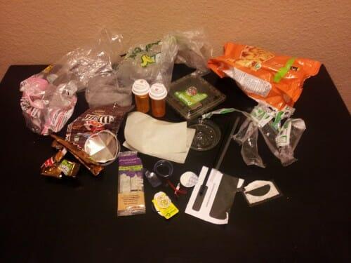 Plastic Challenge: Margaret, Week 49