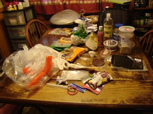 Plastic Challenge: Genevieve, Week 5