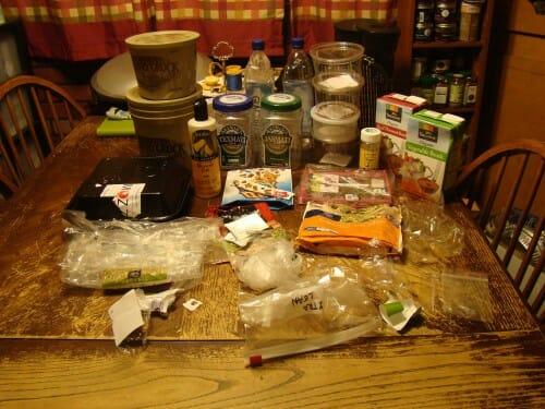 Plastic Challenge: Genevieve, Week 6