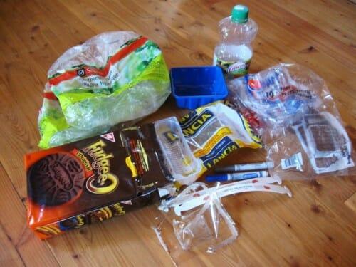 Plastic Challenge: Anny Frechette, Week 8