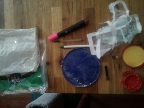 Plastic Challenge: Eve Stavros, Week 24