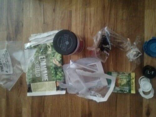 Plastic Challenge: Eve Stavros, Week 25