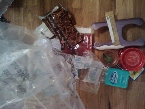 Plastic Challenge: Eve Stavros, Week 22