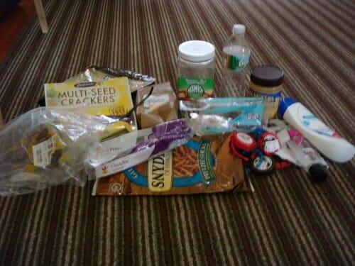 Plastic Challenge: Katie Dettra, Week 1