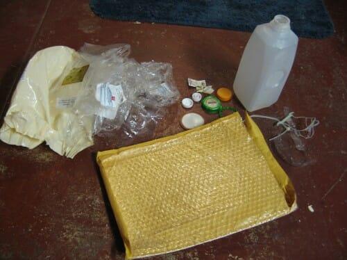 Plastic Challenge: Sheri Puckette, Week 3