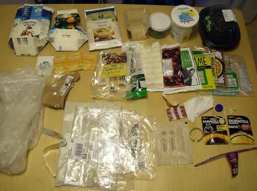 Plastic Challenge: Harumi, Week 4