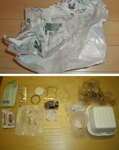 Plastic Challenge: Harumi, Week 6