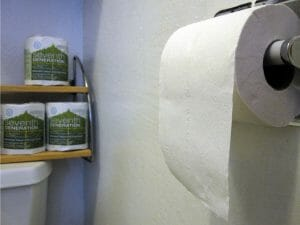 Seventh Generation recycled toilet paper