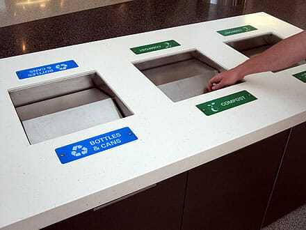 Virgin-America-SFO-terminal-recycling
