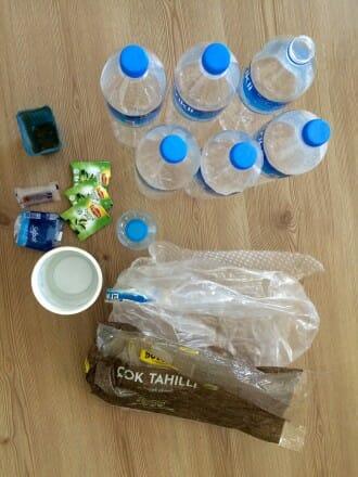 Plastic Challenge: Greta, Week 1