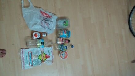 Plastic Challenge: Leonard Perry, Week 1
