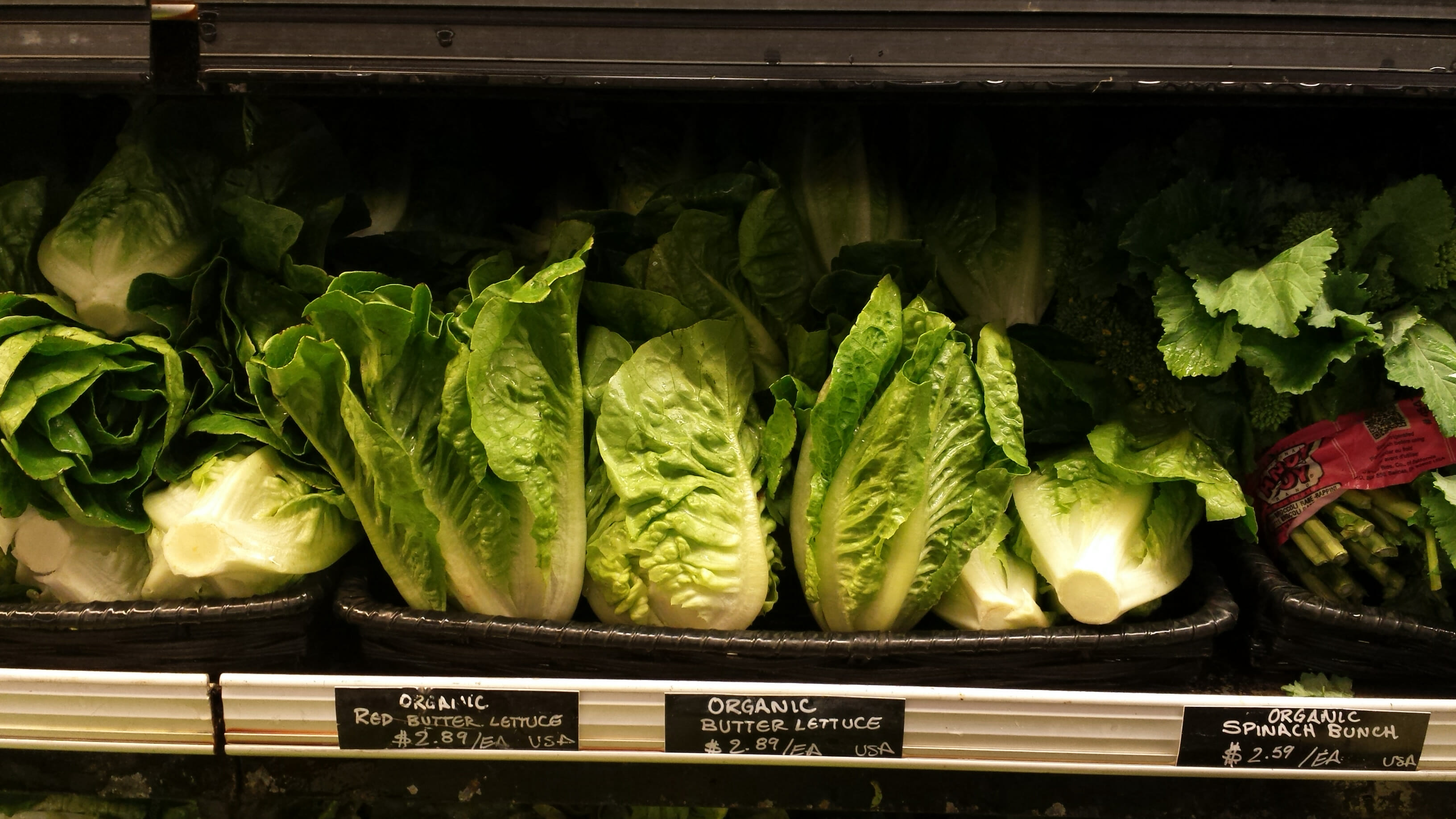 How to Buy and Store Loose Lettuce & Leafy Greens Without