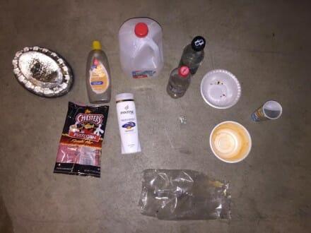 Plastic Challenge: Simran, Week 1