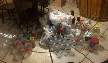 Plastic Challenge: Andrea Gutierrez, Week 1