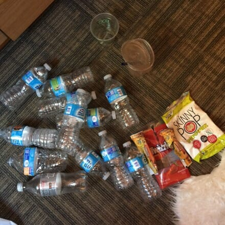 Plastic Challenge: Dharti, Week 1