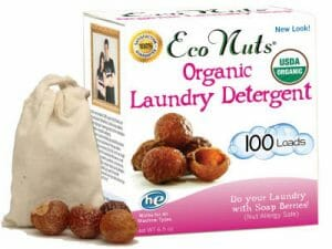 Eco Nuts soap nuts box