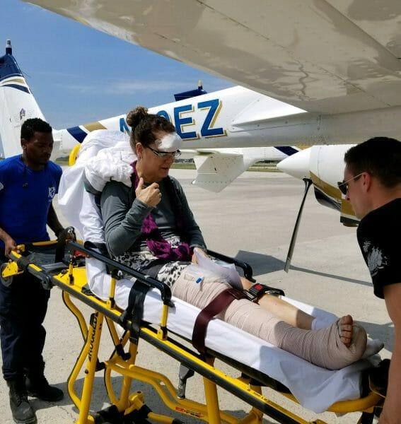 Ann Clark ambushed while volunteering in Haiti