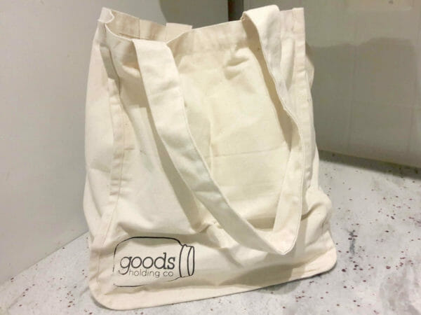 Good Holding Company bulk buying bag
