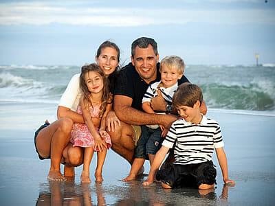 Danielle's family
