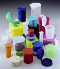 polypropylene containers can contain antibacterial additives