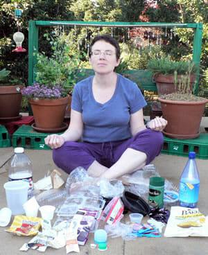 Plastic Meditation