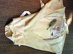 burial shroud