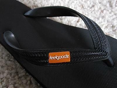 Feelgoodz flip flops