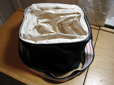 Life Without Plastic's Insulated Lunch Bag