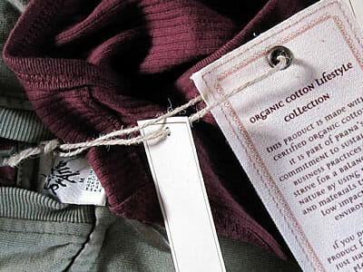 prAna organic cotton clothing