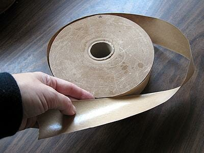 paper packing tape